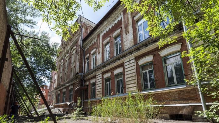 В Волгограде разрешили застраивать территорию ликёро-водочного завода