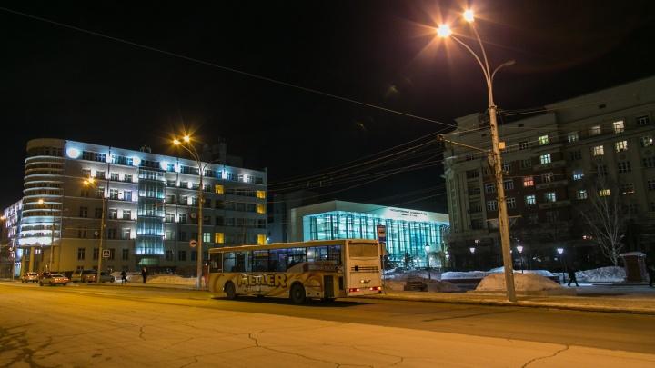 В Новосибирске запустят ночные автобусы на Пасху