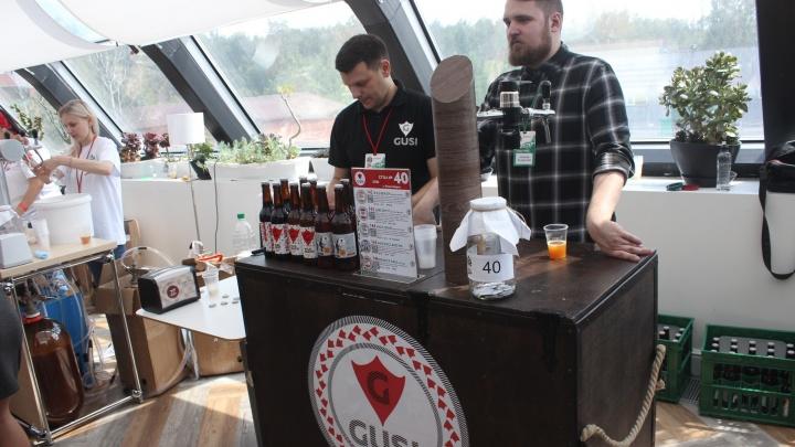 Новосибирская пивоварня впервые пробилась в престижный рейтинг международного сервиса