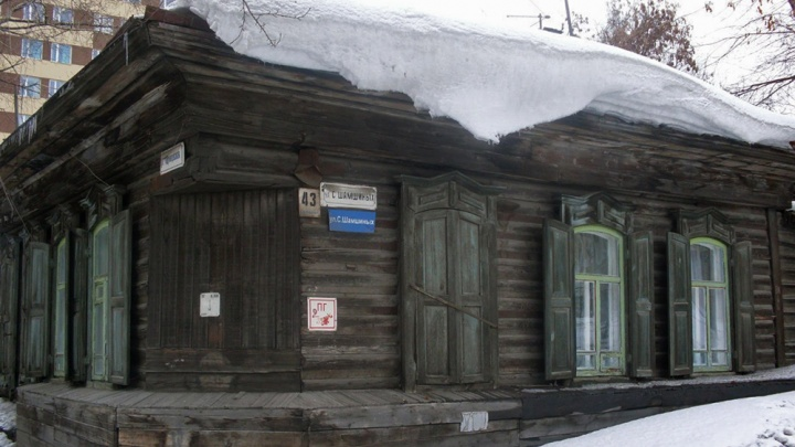Застройщик восстановит первоначальный вид дома Янки Дягилевой