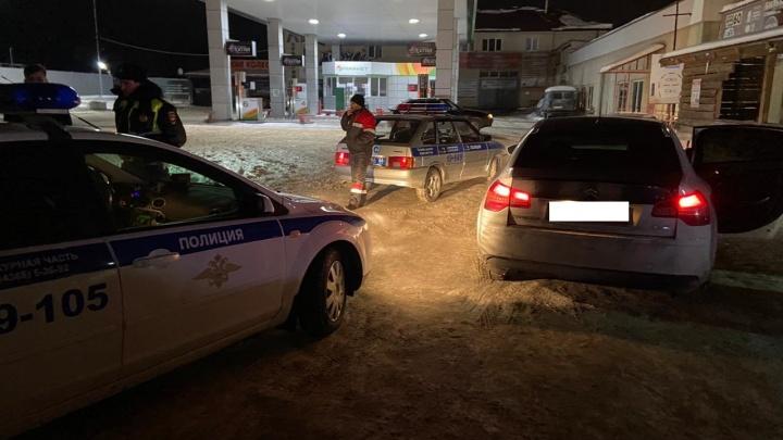 В Верхней Пышме задержали нетрезвых родителей, которые везли на машине двухлетнюю дочь