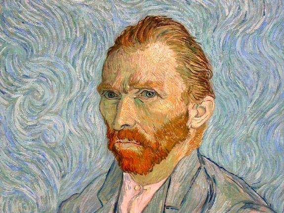 Винсент Ван Гог — «Автопортрет» (1889)