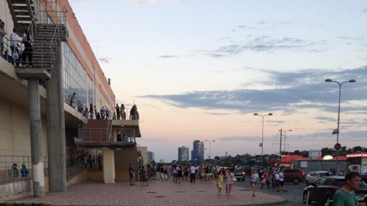 В Волгограде на пять минут эвакуировали посетителей «Комсомолла»