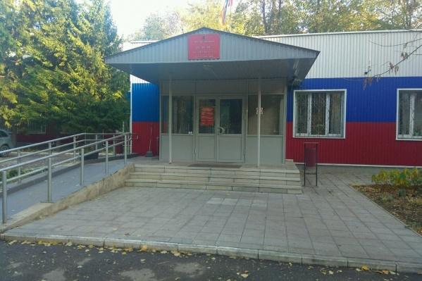 Волжский районный суд находится в Самаре на Путейской