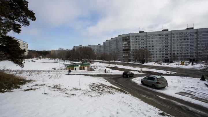 Новосибирский микрорайон собрался отпраздновать 300-летие