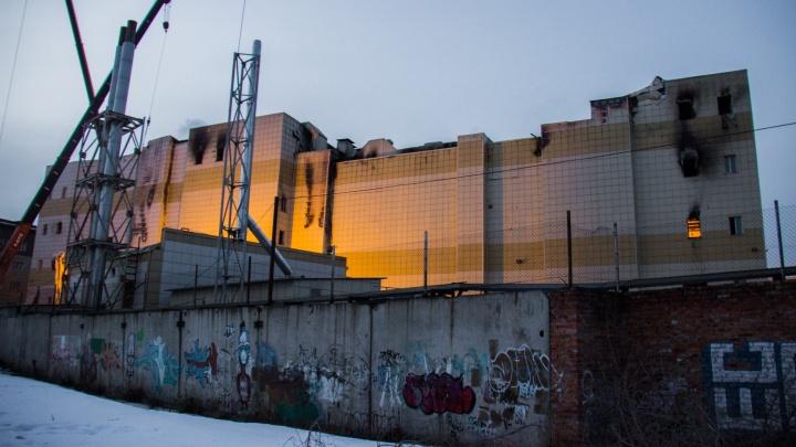 Кемеровские власти опубликовали списки погибших и пропавших после пожара в ТЦ «Зимняя вишня»
