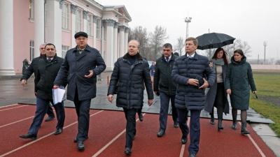 Власти Башкирии заинтересовались полузаброшенным стадионом на севере Уфы