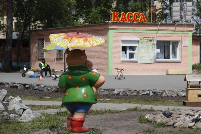 Под грибками: Стас Соколов тестировал городские парки — там есть застенчивый олень и лес для любви