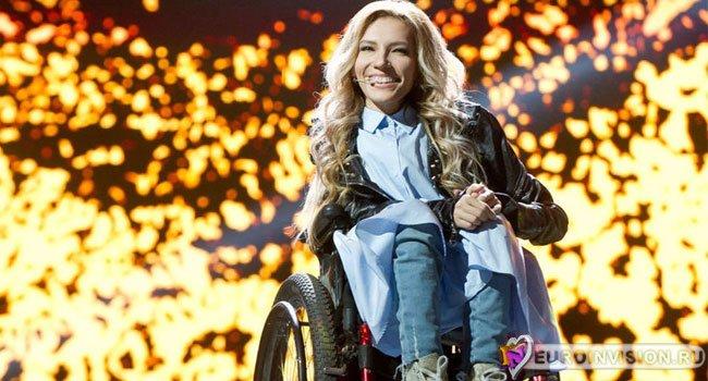 На прошлое «Евровидение» Юлия Самойлова не попала из-за службы безопасности Украины