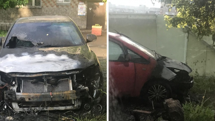 Полиция нашла поджигателя машин по пробке от канистры