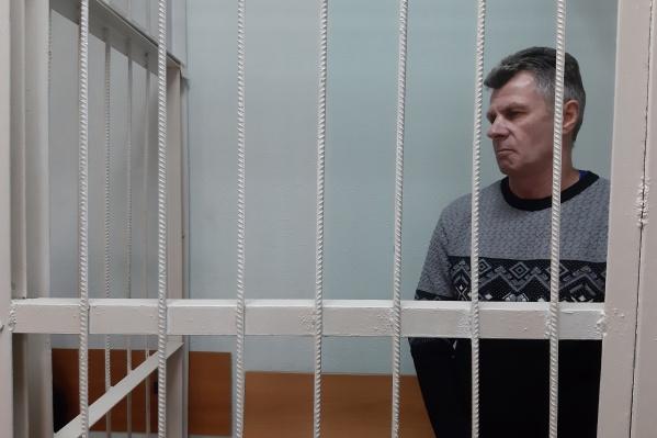 Сергея Корсукова обвиняют в смерти собаки в лифте жилого дома
