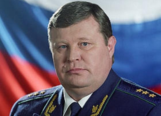 Сохранил должность: назначен полпред президента РФ в ЮФО