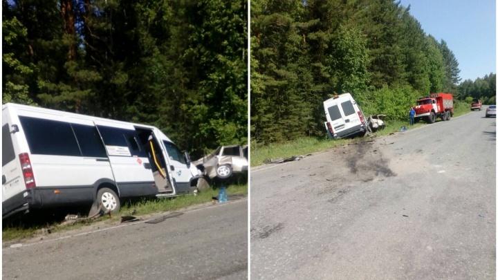 Смертельное ДТП в Упоровском районе: родные погибшего водителя заявляют о пропаже видеорегистратора