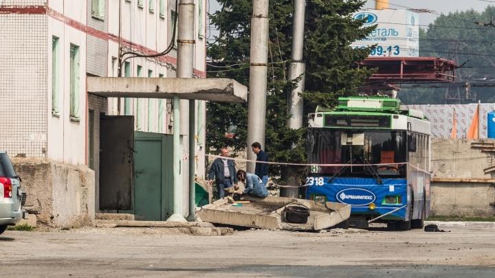 Семья погибшей сотрудницы троллейбусного депо потребовала 1,5 миллиона от «Горэлектротранспорта»