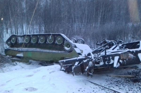 Из-за инцидента задержались пассажирские поезда