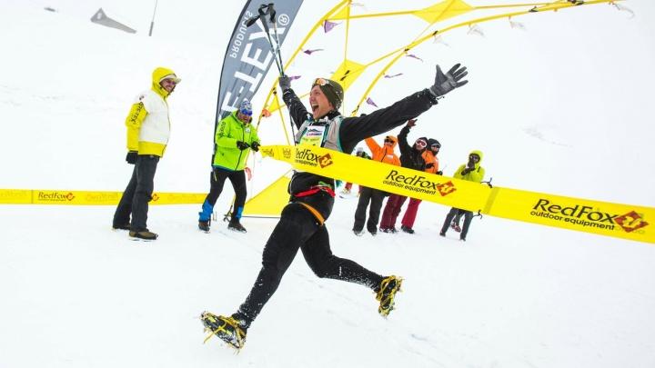 «Хотелось побыстрее оттуда свалить»: новосибирец победил в высотном забеге на Эльбрус