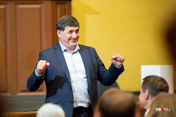 Сергей Пускепалис переехал в Ярославль