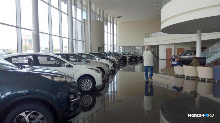 «Серые» автодилеры Красноярска: кто и как наживается на покупателях машин