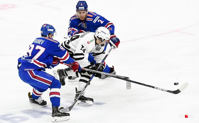 Следующая игра челябинской команды пройдёт на домашнем льду с клубом «Ак Барс»