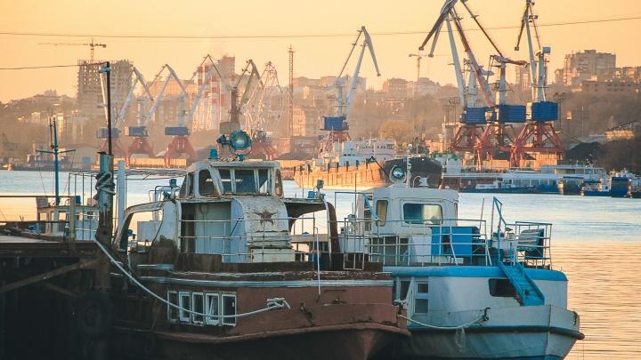 Реку Дон в Ростовской области собираются углубить до четырех метров