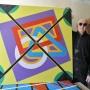 «Оцениваю в $5 000 000»: слепой художник с Южного Урала создал картину о расстреле царской семьи