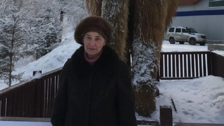 «Поехала в сад и заблудилась»: в Добрянке пропала 64-летняя пенсионерка