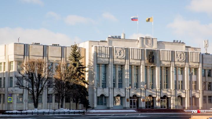 В Ярославле вместо губернатора и мэра назначили и.о.