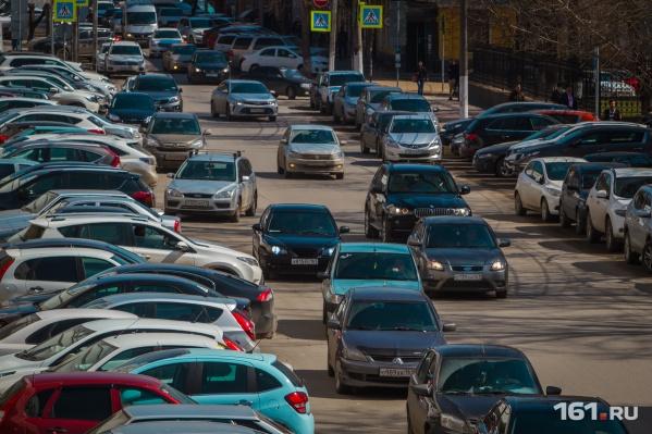 Можно только догадываться, насколько вырастет плотность движения в городе