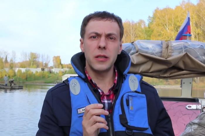 Новосибирский блогер Евгений Романов обвинил замруководителя областного Гостехнадзора в коррупции и мошенничестве