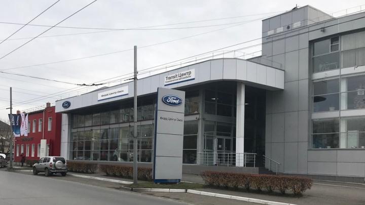 Добро пожаловать в семью: «Феникс-авто» открыл дилерский центр Ford