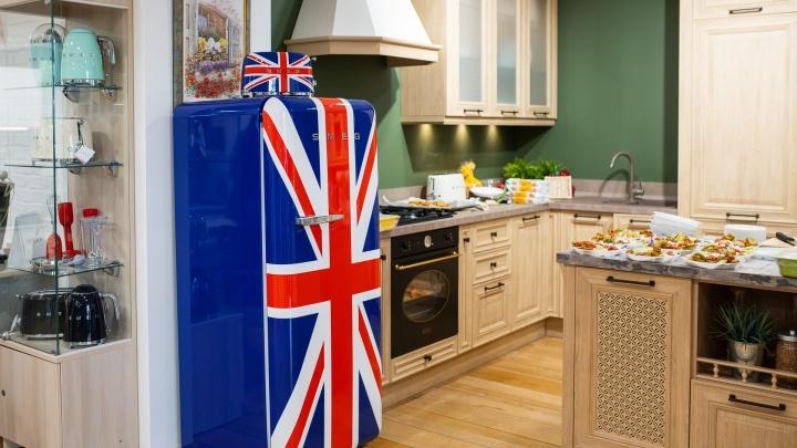 Все оттенки серого и мрамор: уральские дизайнеры узнали о трендах кухонной моды