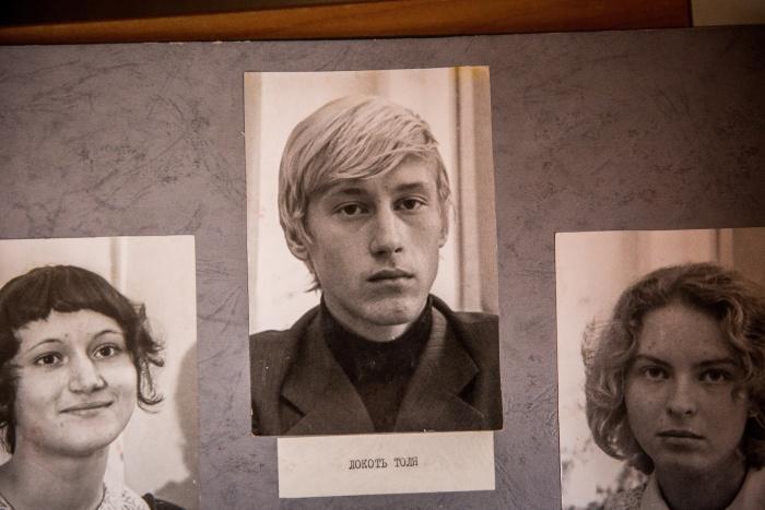 Фото Анатолия Локтя в альбоме «Гордость нашей школы»