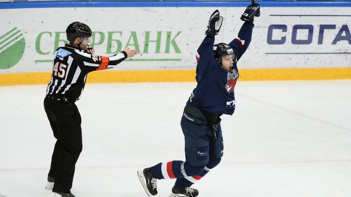 Нижегородский ХК «Торпедо» переиграл «Сочи» в овертайме