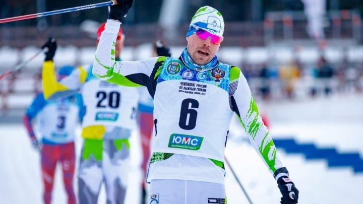 Уральский лыжник выиграл гонку на 15 километров на «Тур де Ски»