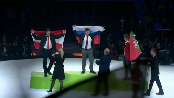 Самарский фрезеровщик выиграл золото наEuroSkills
