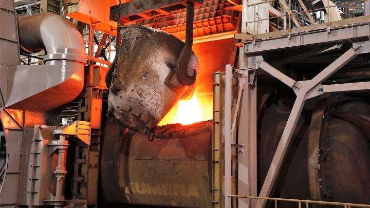 РМК запустила в работу новое конвертерное отделение завода «Карабашмедь»