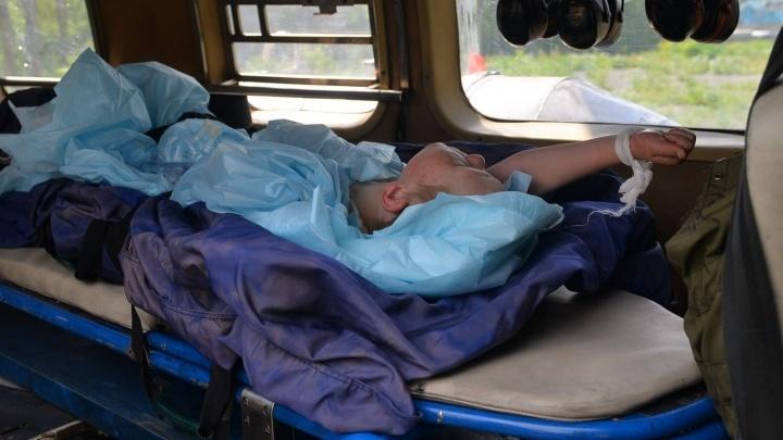 Находится в тяжёлом состоянии: медики рассказали, как 4-летний Дима пережил первую ночь в больнице