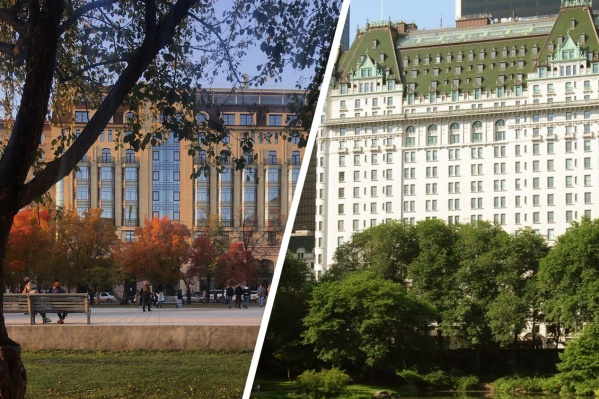 Дважды посмотрите на каждое фото, чтобы точно понять, где именно Новосибирск
