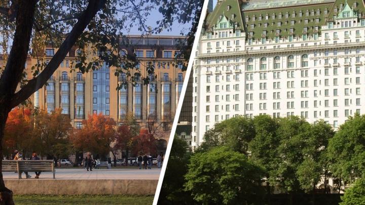 Сан-сибирск и Ново-Йорк: 6 фото, которые сделаны как будто в центре мировых столиц, но на самом деле на соседней улице