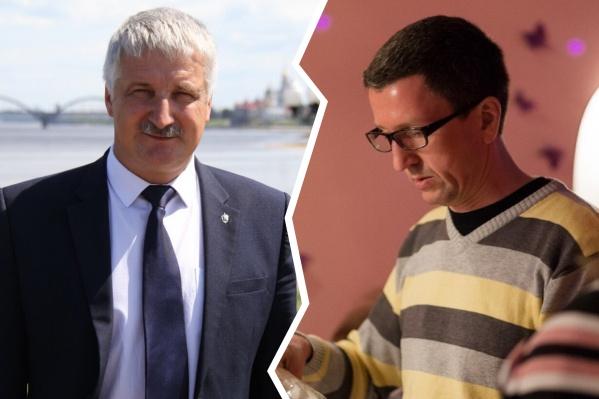 Мэр Денис Добряков подал иск в суд на журналиста Юрия Мельникова
