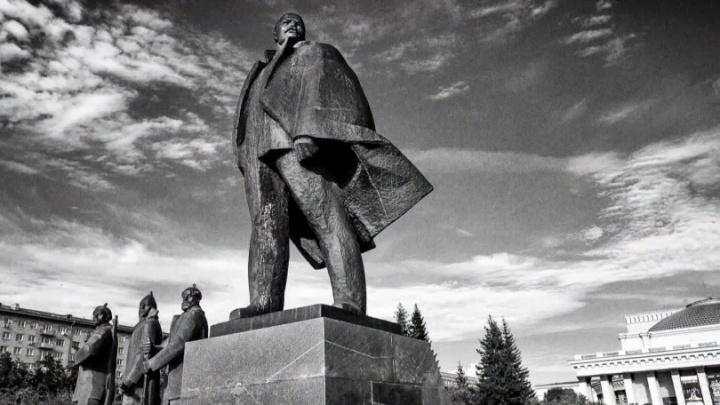 Ленин в классном пальто: фотограф из США рассказал, как снять Новосибирск на камеру за полмиллиона
