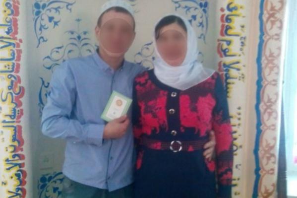 Сестра сообщила, что ее увез бывший гражданский муж Рамис и держит в Учалах