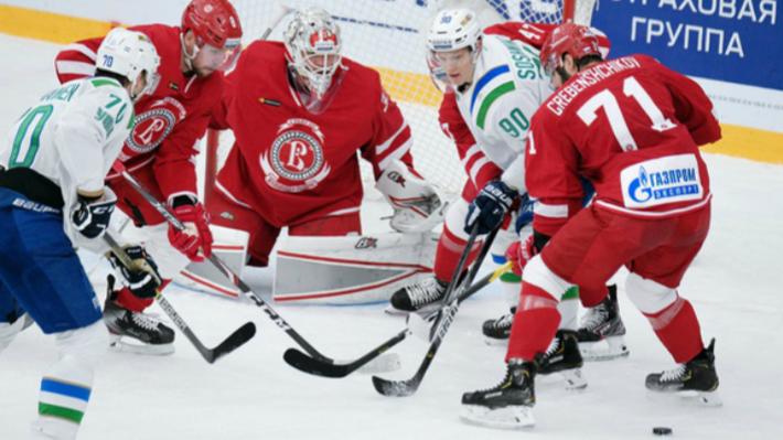 Маннинен ассистирует, Сошников забивает: «Салават Юлаев» на победной ноте заканчивает гостевую серию