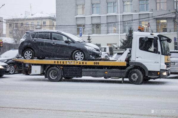 Случай с эвакуацией автомобиля Марии стал резонансным после того, как видео произошедшего попало в интернет