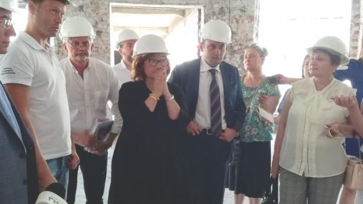 Директор Третьяковки согласилась переместить в здание Фабрики-кухни основные фондыХХ века