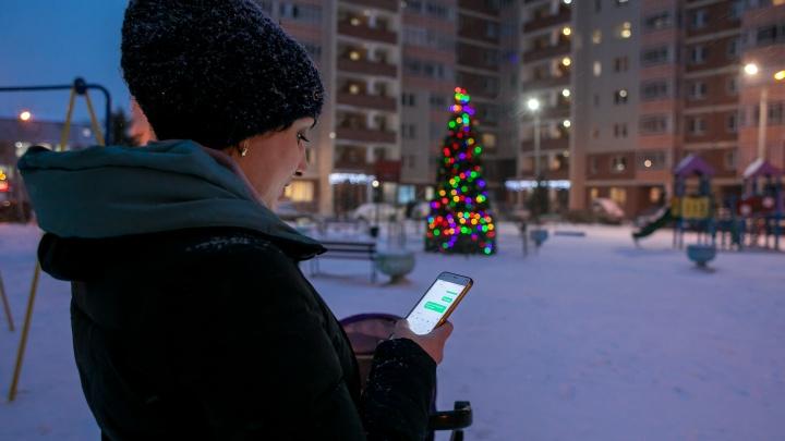 Как Сокол спас Новый год в Сибири
