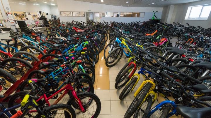 Как в Перми работает завод«Форвард», на велосипедах которого ездит вся страна