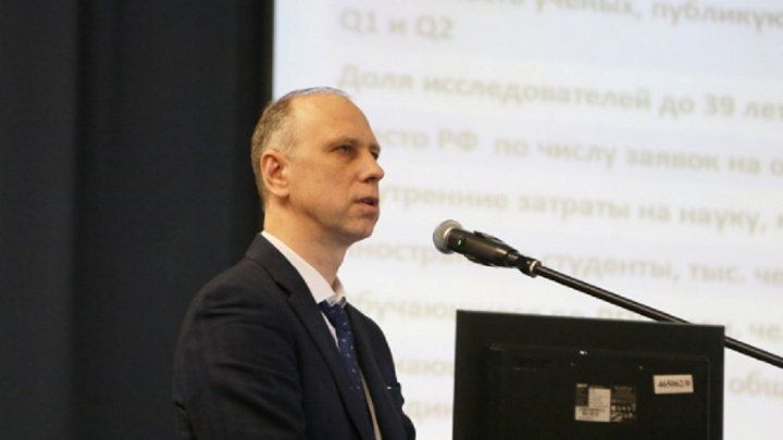 Александр Навроцкий избран ректором ВолгГТУ