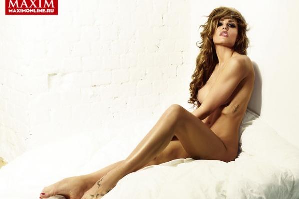 32-летняя Мария Горбань