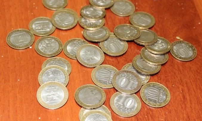 Банду гаражных грабителей задержали благодаря 10-рублевым юбилейным монетам